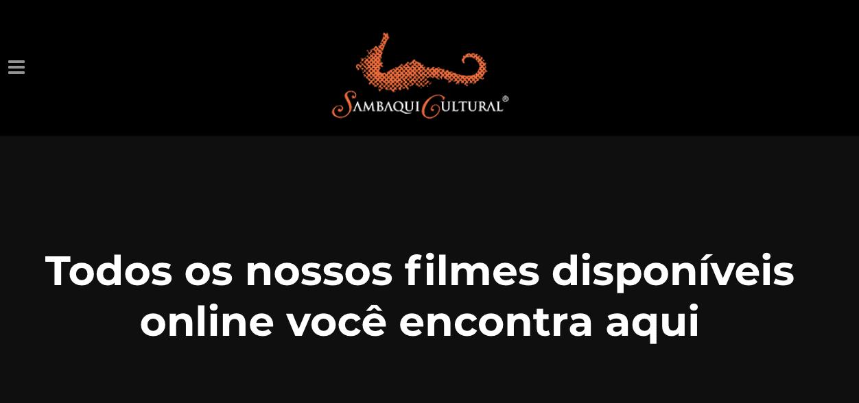 Onde Assistir Sambaqui Cultural